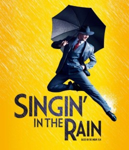 Singin in the Rain Tickets