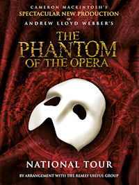 Phantom of the Opera on Tour